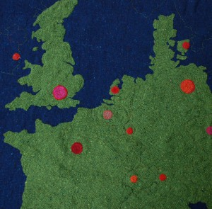 aachenstricktschön Europa gestrickt 9