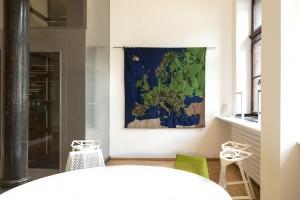 Grashaus Europakarte aachenstricktschoen 2