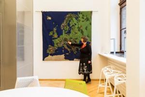 Grashaus Europakarte aachenstricktschoen 6